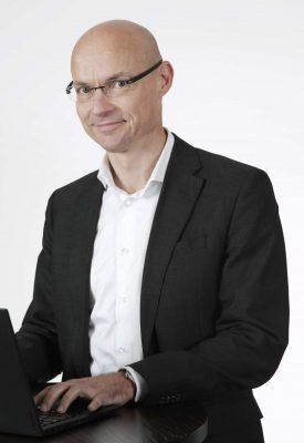 Tuomo Valkonen, CFO, Evac