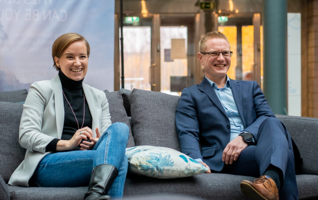 Milla Kettunen and Matti Vesala